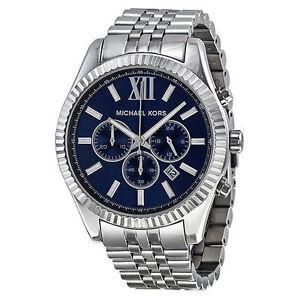 e9038dcf7 Michael Kors Lexington MK8280 Wrist Watch for Men for sale online | eBay