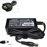 Genuine Original Ac Adapter For Toshiba 19v 3.42a 65w Pa3714u-1aca