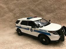 1/24 SCALE ARIZONA DPS HWY PATROL FD PD SUV UT DIECAST WITH WORKING LIGHTS/SIREN