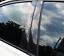 Carbon Fiber Window B-pillars Decorative Sticker Trim Cover For BMW F15 2014-18