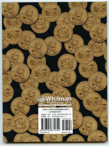 Harris Album 3162 Native American Coin Folder Sacagawea Dollar 2009 Now Set