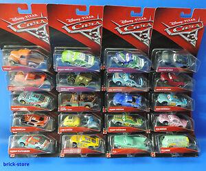 Mattel-Disney-Cars-3-DIE-CAST-AUTO-Auswahl-an-Cars