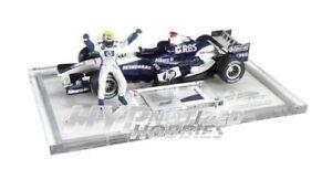 Hot Wheels 1:18 Formule 1 Course Bmw Williams Équipe Moulage Sous Pression