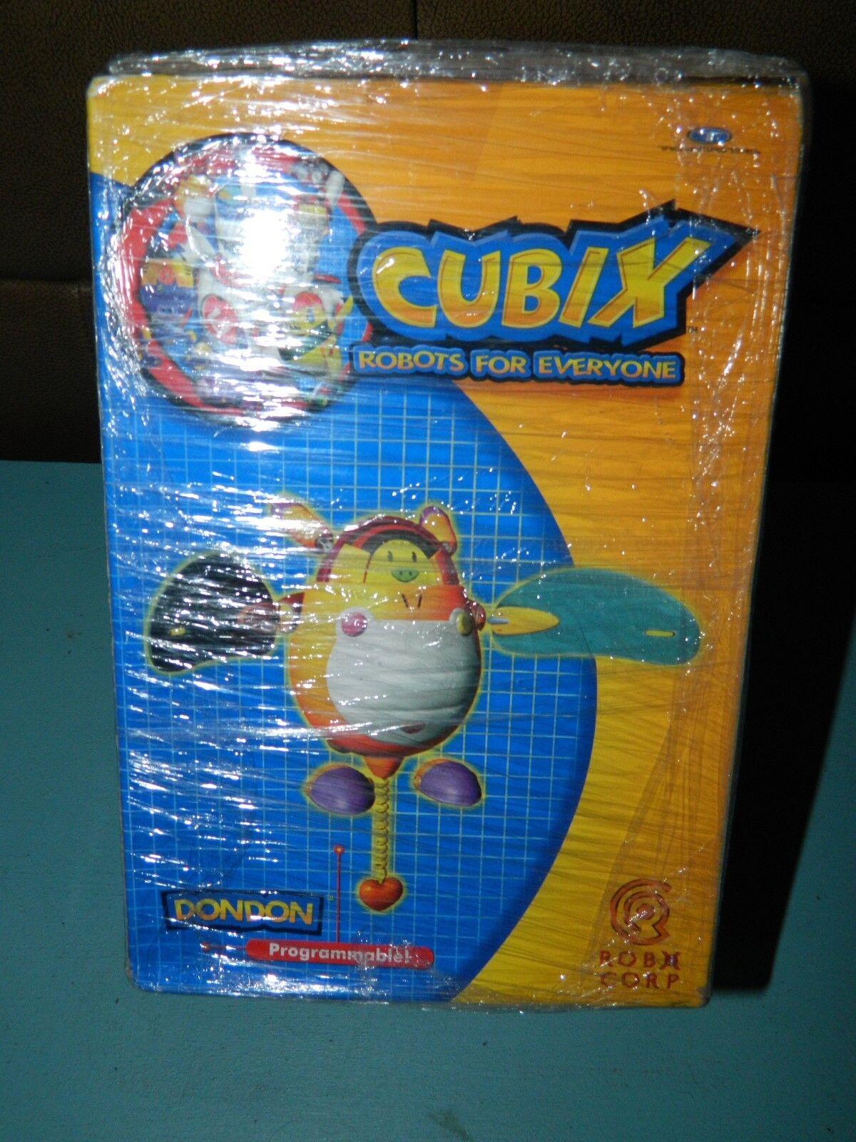 Cubix Don Don Programmable Robot Toy
