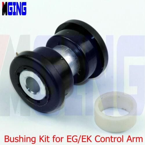 Rear Control Arm Subframe Brace Bushing Integra For HONDA CIVIC EG EK Black