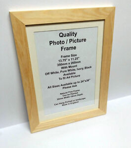 image is loading pine photo picture frame 32mm 6x18 6x19 6x20