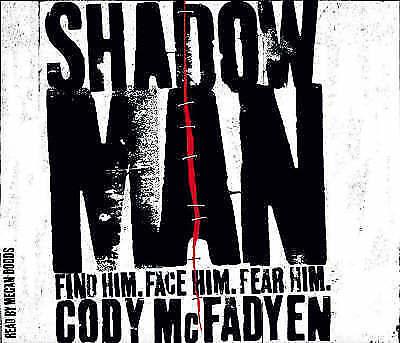 Audio Book Cody McFadyen Shadow Man (D13/10)