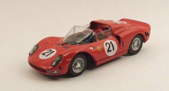 Best Best Best MODEL 9491 - Ferrari 330 P2  21 test 24H du Mans - 1965 Surties  1 43 f4bc27