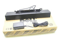 Genuine Dell Sound Bar Monitor Speaker With Ac Adapter Ax510ap 0dw711 Dw711