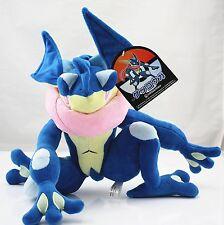 Pokemon Center 12'' Greninja Plush Toy Stuffed Animal Doll