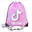 Boys-Girls-Tik-Tok-Drawstring-Backpack-PE-Swim-Gym-Sports-School-Bag-Rucksack-UK thumbnail 10