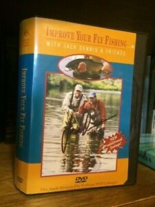 Special-Deal-Improving-your-flyfishing-12-DVD-collection-with-Jack-Dennis