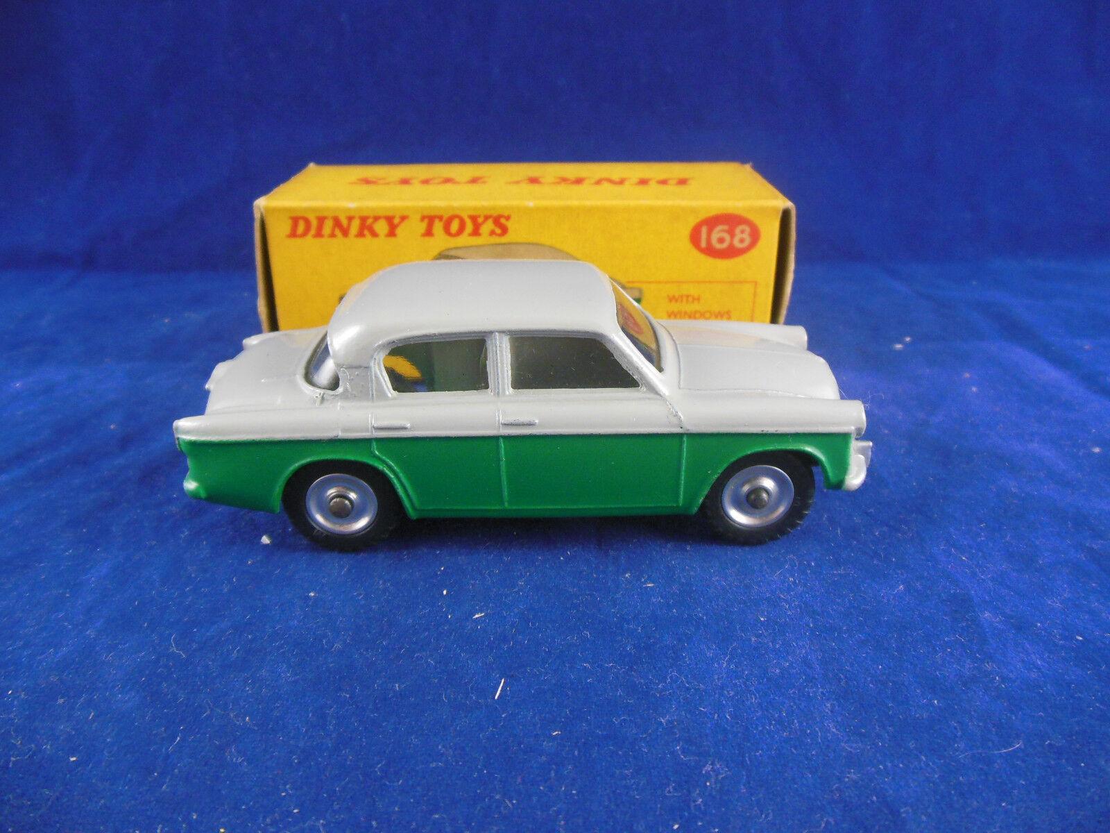 punto de venta de la marca Dinky Dinky Dinky Juguetes 168 cantante gacela en verde y gris excepcional Original & Excelente  suministramos lo mejor