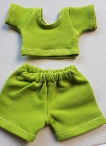 2-Piece-Green-Shirt-Halbhosefur-Approx-5-1-8-6-5-16in-Bears-14