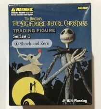 DISNEY TIM BURTON/'S Nightmare Before Christmas Series 1 Shock /& Zero FIGURE