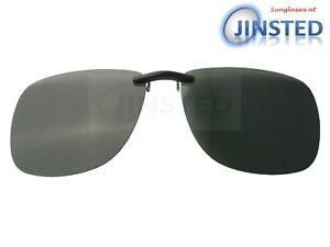 Sole Sunnies Clip Occhiali Qualità Grande Verde Polarizzate Premium Da Unisex HZApqwA