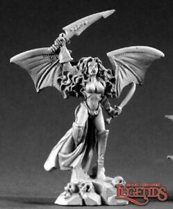 Dark Heaven Legends Reaper 03749 Sucubus Unpainted