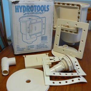 HydroTools by Swimline Standard ABS Thru-Wall Pool Skimmer