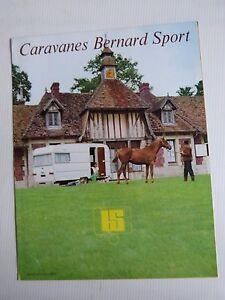 Catalogue-prospectus-caravanes-BERNARD-SPORT-annees-60