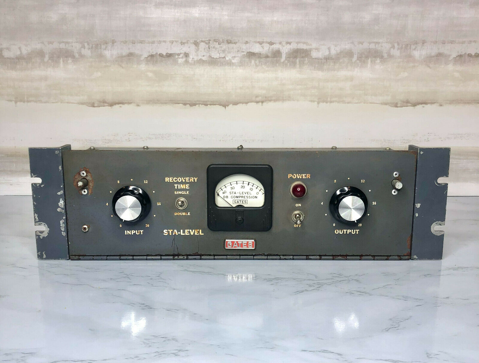 Gates Sta-Level Tube Compressor. Available Now for 3799.00