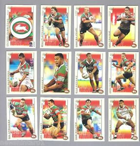 2003-SOUTH-SYDNEY-RABBITOHS-RUGBY-LEAGUE-CARDS