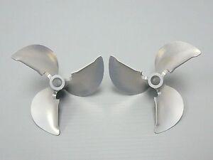 Proboat Zelos Twin 36 Performance Prop VXP V648//3 LNR 48mm 1.6p CNC Propeller