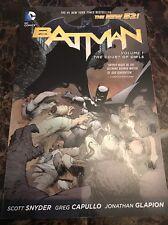 Batman: Volume 1: The Court of Owls by Scott Snyder (Paperback, 2013)
