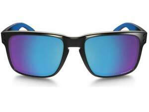 354bbe4afe656 Oakley Holbrook Black Sapphire Fade W Polarized Prizm Sunglasses for ...
