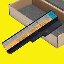 Battery For Lenovo G430 G550-2958LEU 3000 N500 4233-52U IdeaPad Z360-091232U New