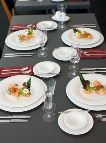 6 x Salatschale schräg 29,5 cm Schale Pastateller  Pastaschale Seltmann Weiden