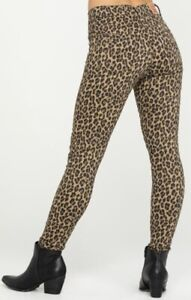 Levi-039-s-Damen-720-High-Rise-Super-Skinny-Jeans-Hypersoft-Leopardenmuster