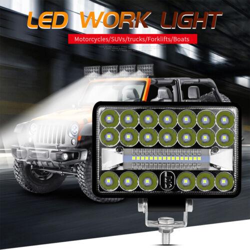 9-30V 108W LED Work Light Flood Spot Beam Offroad Boat Car SUV ...