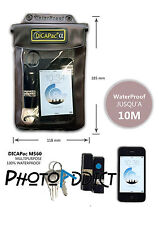 DiCAPac WP-560 - Housse étanche universelle - Etanche 5m - Certifié IPX8 - Japon