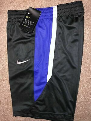 NWT Nike Boy/'s Avalanche Equator Gray//Red Basketball Shorts SMALL 856064-065
