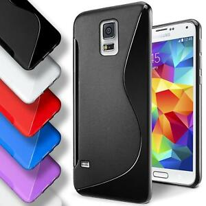 Samsung-Galaxy-s5-Neo-Silikon-Gel-S-Line-Case-Cover-Ultra-Thin-Slim-Back-Bumper