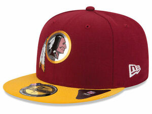 fd0568a438f Official 2015 NFL Draft On Stage Washington Redskins New Era 59FIFTY ...