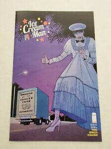 Ice Cream Man 7 CBLDF Uncensored Variant Image Comics