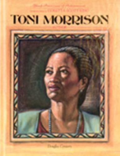 Toni Morrison (Black Americans of Achievement) by Century, Douglas