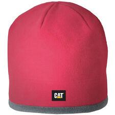 New Adult  Caterpillar 1128030 Workwear Headwear Fleece Beanie