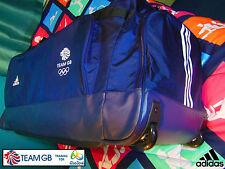 ADIDAS TEAM GB ISSUE - TRAINING FOR RIO 2016 OLYMPICS - ATHLETE XL HOLDALL