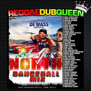 Details about DJ Wass - Up North Dancehall Mixtape  Reggae Mix CD  2019