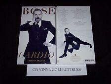 Miguel Bose - Cardio 2010 Spain 2 CD + DVD New - Thalia Monica Naranjo Mecano