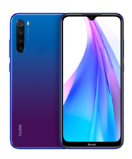 Smartphone Xiaomi Redmi Note 8T 64+4GB Blue Startscape Versione Global Banda 20