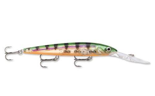 "Rapala Down Deep Husky Jerk DHJ12-GP Glass Perch 4 3//4/"" 1//2 oz Fishing Lure"