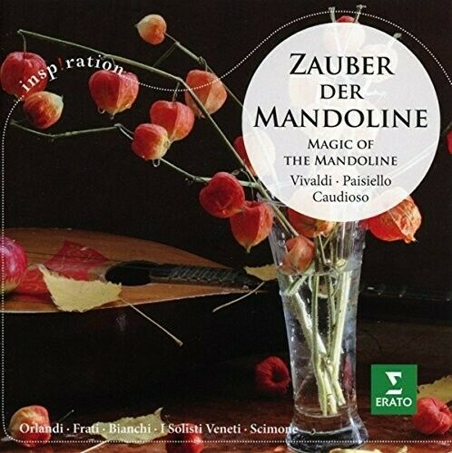 CLAUDIO/I SOLISTI VENETI SCIMONE - ZAUBER DER MANDOLINE  CD NEU