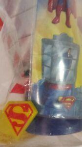 1997-Superman-Phone-Booth-Toy-Animated-Series-Burger-King-Premium-Figurine-NIP