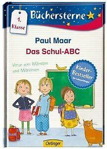 Das-Schul-ABC-Verse-zum-Mitraten-und-Mitreimen-von-Maar-Buch-Zustand-gut