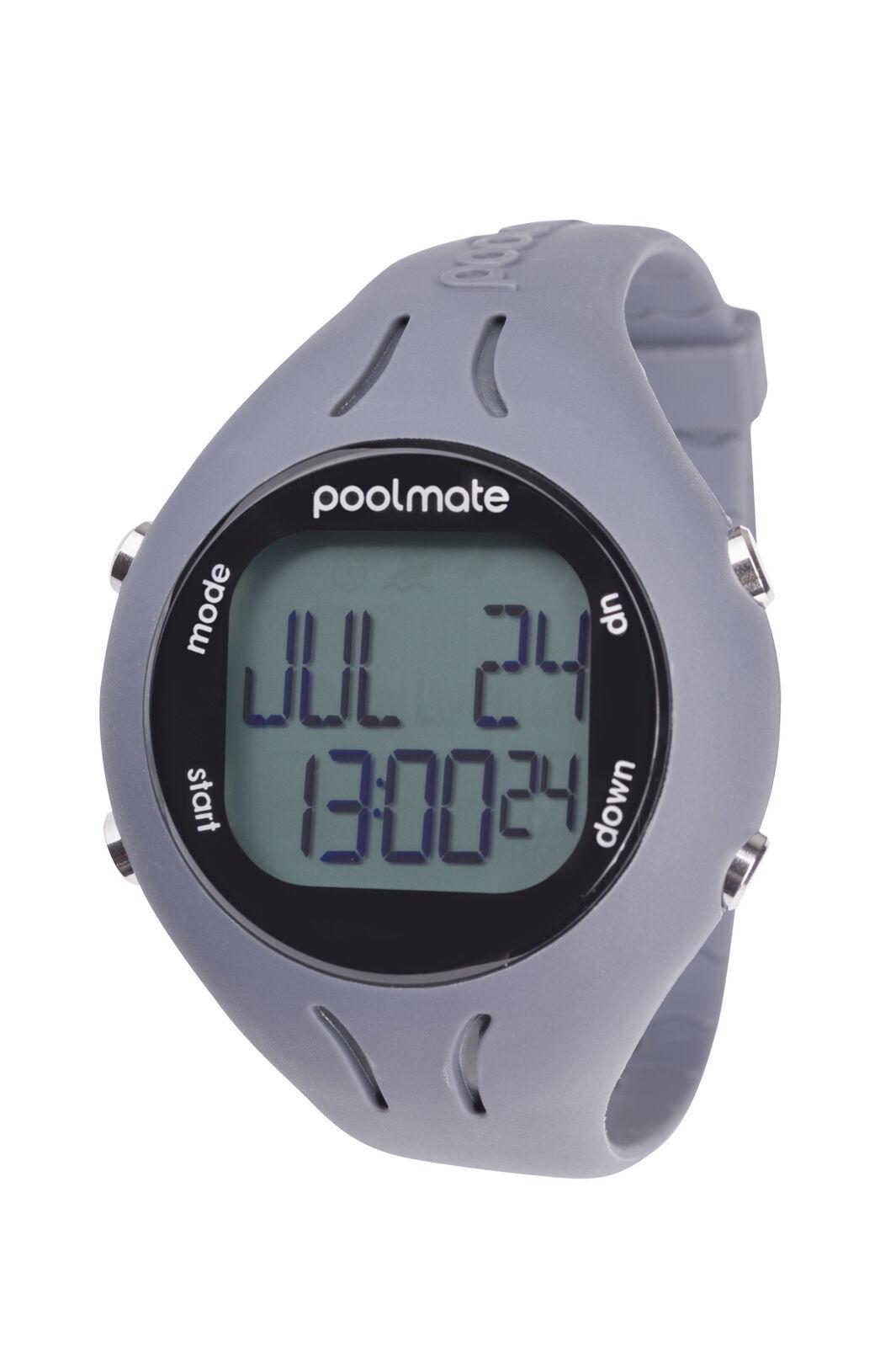 Swimovate PoolMate2 Digital Watch - Grey