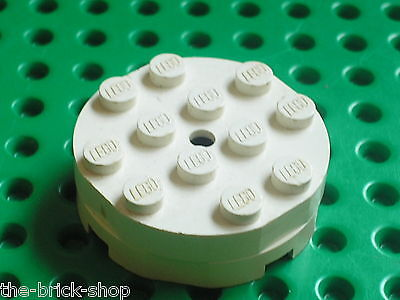 Lego Turntable 4x4 Old Type Complete  Faceted ref 3404ac01 Choose color