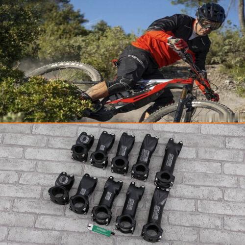 "From Cycling MTB Mountain Road Bike Handlebar Stem Handle Bar1 1//8/""25.4 32-100MM"